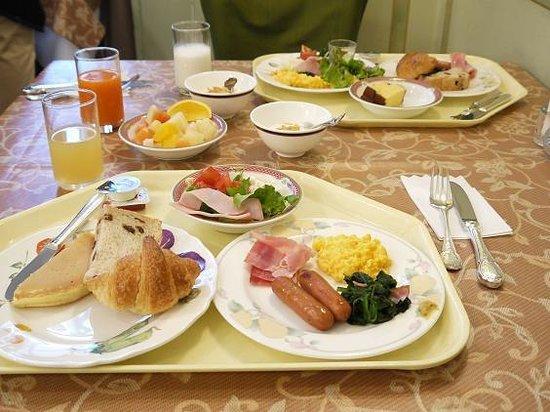 Hotel Monterey Nagasaki: tyousyoku
