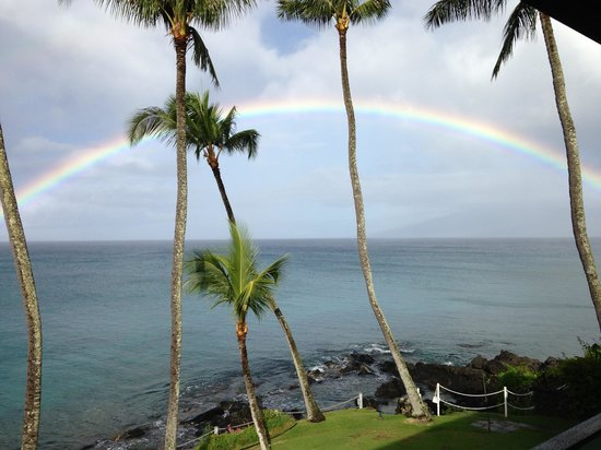 Napili Kai Beach Resort: puna 11 - The best view in Maui