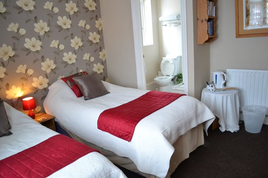 Little Lodge: Twin en suite room