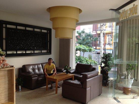 Indochine Danang Hotel: Lobby's hotel