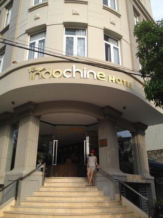 Indochine Danang Hotel: Hotel