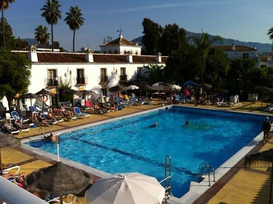 Globales Cortijo Blanco Hotel : Hotel Pool area
