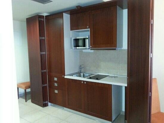Atrium Residence Baska: cuisine