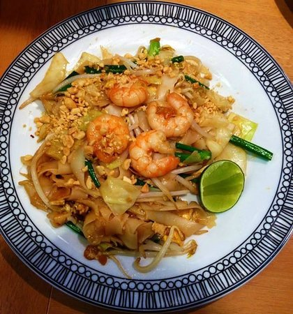 Thai Cook's Cafe: Pad Thai