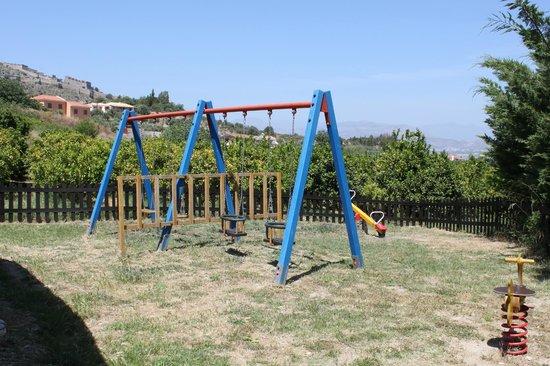 Klymeni Traditional Homes: Playground