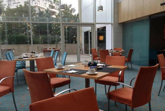 SANA Malhoa Hotel : Restaurant