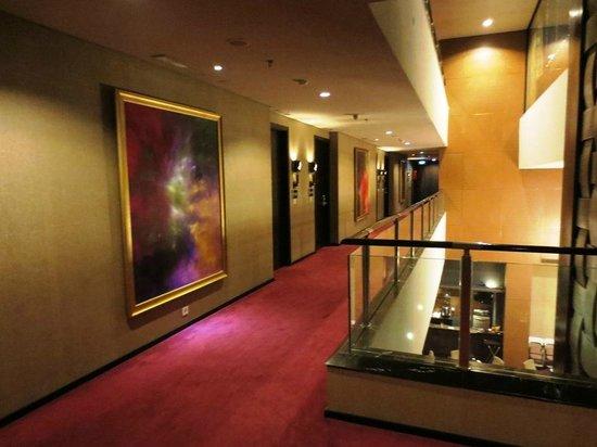 Amaroossa Bandung: Hallway