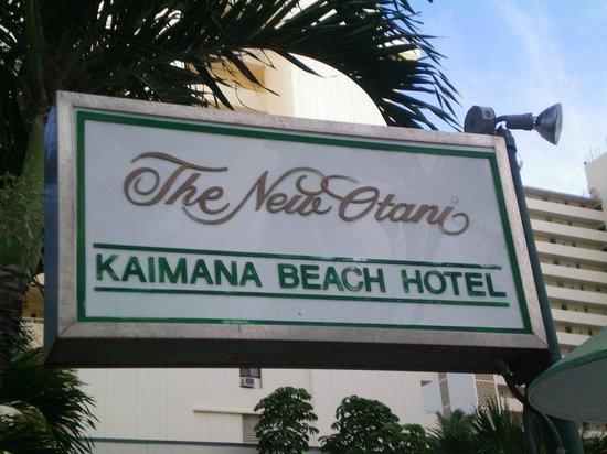 New Otani Kaimana Hotel Honolulu