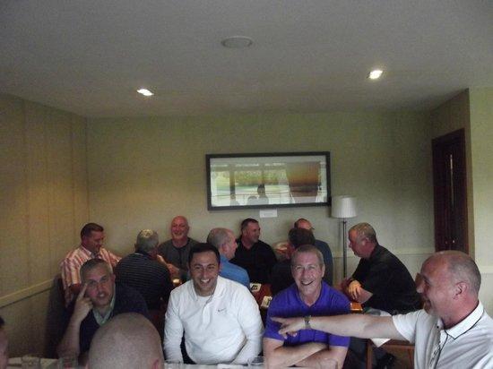 Bothwell Castle Golf Club: Happy Golfers