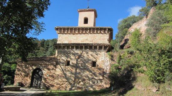 Monasterio de Suso: Fachada
