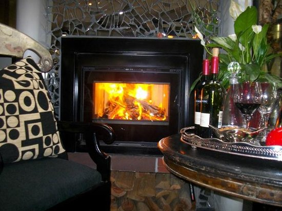 Life & Leisure: Fireplace