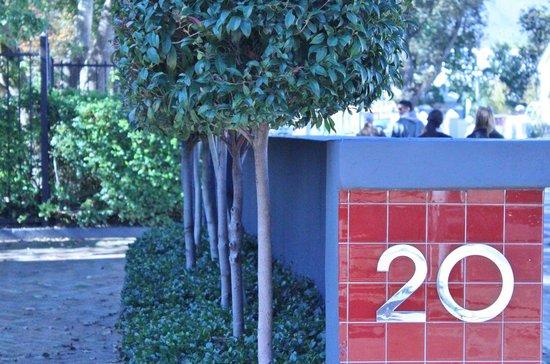 Life & Leisure: Guesthouse entrance