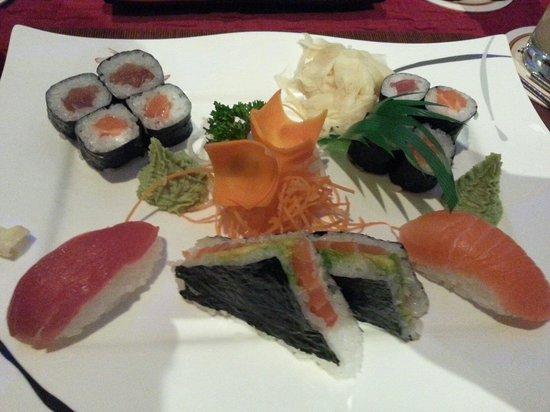 """ヴュルツブルクの裏道で見つけた、純然たる日本食堂 - Sumo Sushi Bar  """"ヴュルツブルクの裏道で見つけた、純然たる日本食堂""""       Sumo Sushi Barの口コミ"""