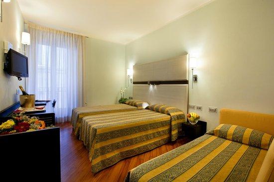Hotel Memphis  Rome  Italy