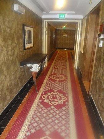 Royal Dyar Hotel : lobby