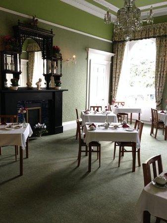 Adria House: dinning room