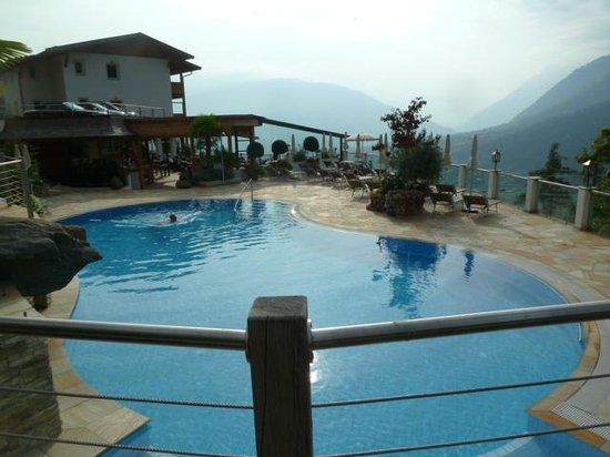 Hotel Panorama: Poolbereich