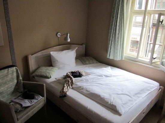 Hotel am Hoken: room