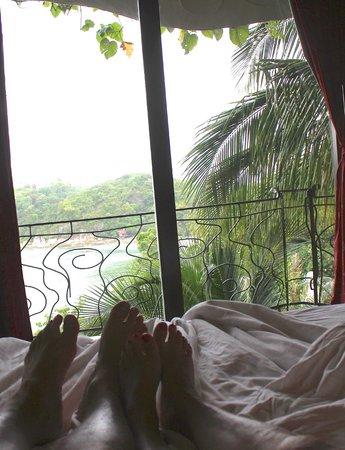 Jamahkiri Resort & Spa: What a way to wake up