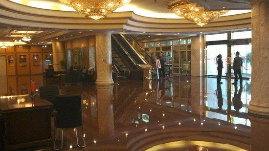Zhong Yin Hotel: Zhongyin Hotel Lobby