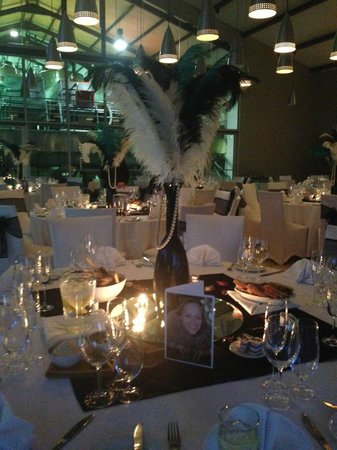 De Zalze Lodge: Great Gatsby theme for 21st