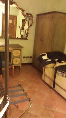 Castello della Castelluccia: camera 105