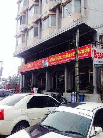Astoria Veg Restaurant: good south indian redstaurantb