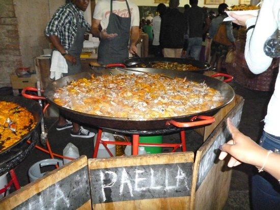 Market on Main: Paella!!!