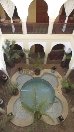 Riad Lena & SPA: View from the top