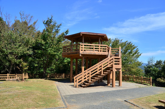 Akatsukayama Park (Gyogyo Land): 弘法山展望台