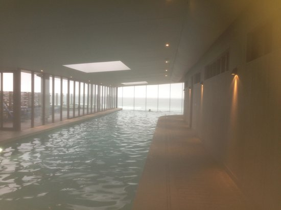 Watergate Bay Hotel: Swimming Pool infinity