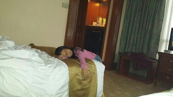 Holiday Inn Manila Galleria : room