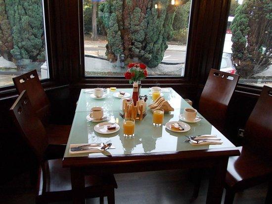Rossmore Hotel: sala colazioni