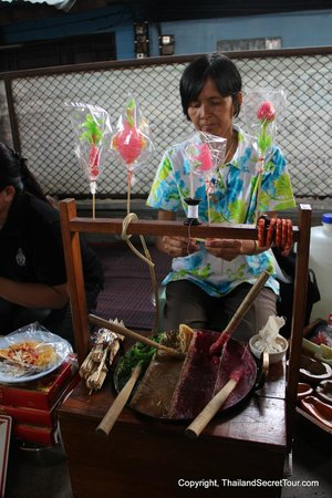 Artisans' Village Walk Tour by Thailand Secret Tour