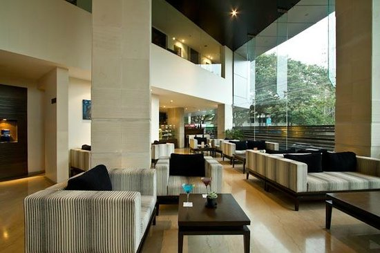 Double Height Lobby Picture Of Svenska Design Hotel