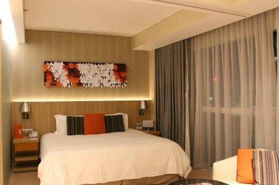 คาปรี บาย เฟรเซอร์ ชางงีซิตี้: Bed room