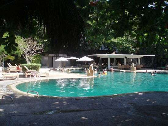 Pool Picture Of Bali Garden Beach Resort Kuta Tripadvisor