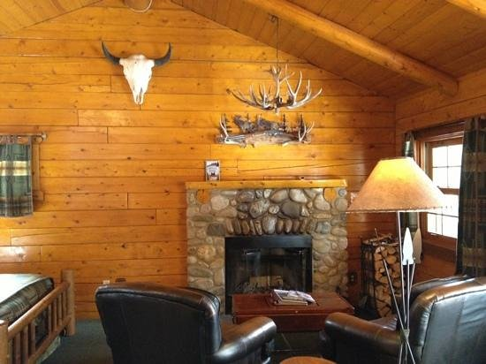 Baker Creek Mountain Resort: Cosy
