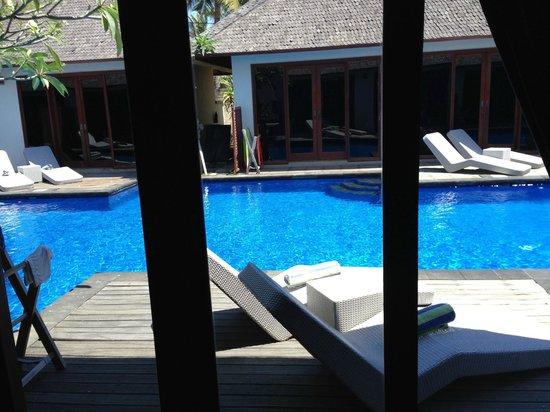 Luce d'Alma Resort & Spa: vista dalla camera