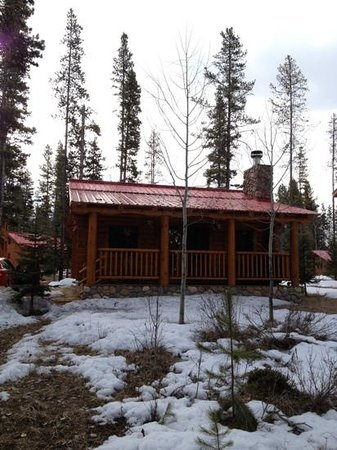 Baker Creek Mountain Resort: Our Cabin