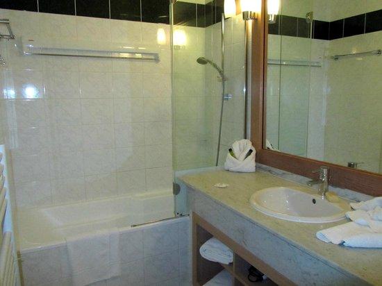 Pierre & Vacances Premium Résidence Le Domaine de Cramphore : salle de bains