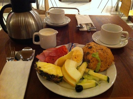 Best Western Plus Hotel City Copenhagen: Great breakfast buffet