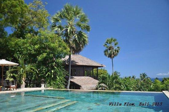 Villa Flow: Pool side