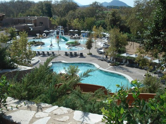 The Romanos Resort, Costa Navarino: POOL AREA