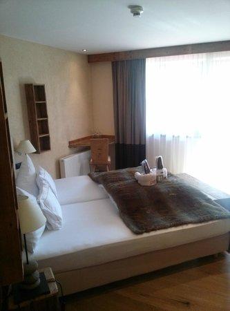 Hotel & Gastehaus Sportalm: Zimmer 112 Superior Familien Suite Alm Style