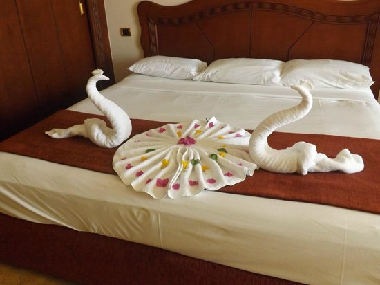 SENTIDO Palm Royale Soma Bay: Best cleaner ever!