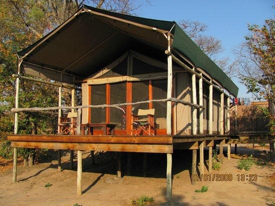Kapula Private Camp : Tent 2 Kapula North Camp