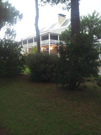 Hotel Nuevo Portil golf: Edificio Principal.