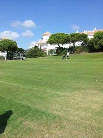 Hotel Nuevo Portil golf: Campo de Golf de 18 hoyos