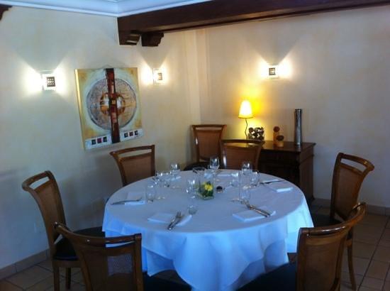 Le Kirchberg: belle table